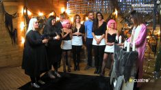 Boda siniestra en 'First Dates'