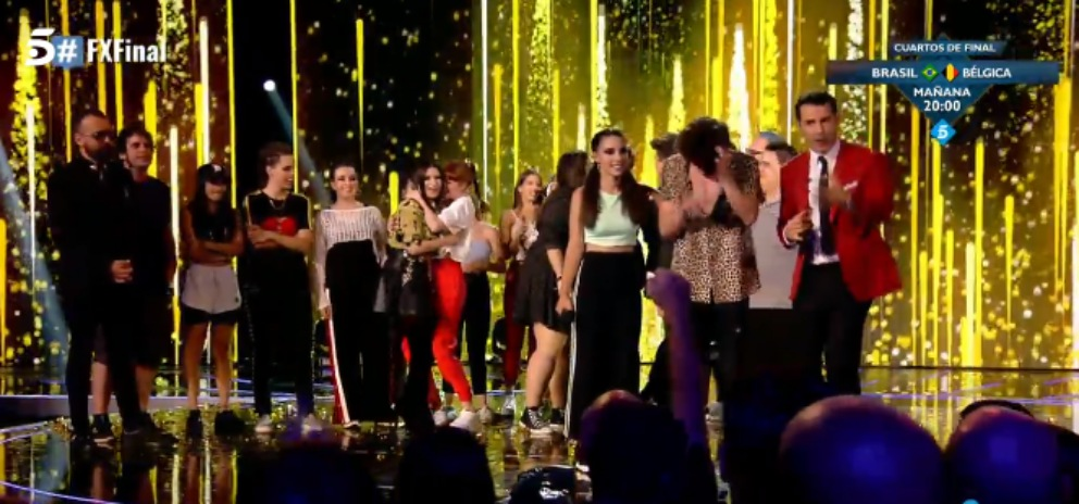 Pol se proclama ganador de 'Factor X'