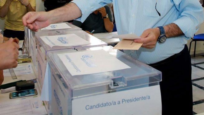 Así se elegirá al líder del PP: escribiendo el nombre a mano y sin cabinas para votar en secreto