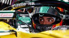 Carlos Sainz se ha mostrado satisfecho de cómo han ido los entrenamientos libres del GP de Gran Bretaña de Fórmula 1, reconociendo la gran igualdad existente. (Getty)
