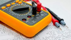 Cómo usar un amperimetro de manera correcta