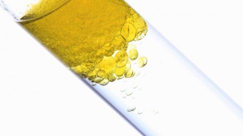 Pasos para separar agua y aceite