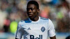 Alphonso Davies, la joya de la MLS que puede llegar al Madrid. (Vancouver Whitecaps)