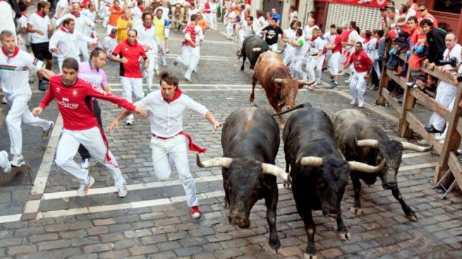 As emitirá en 'streaming' todos los encierros de San Fermín