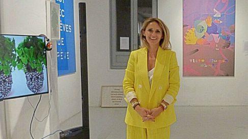 Claudia Arbulu, Directora General de la galería de arte online Claudia Arbulu Gallery (foto: Claudia Arbulu)