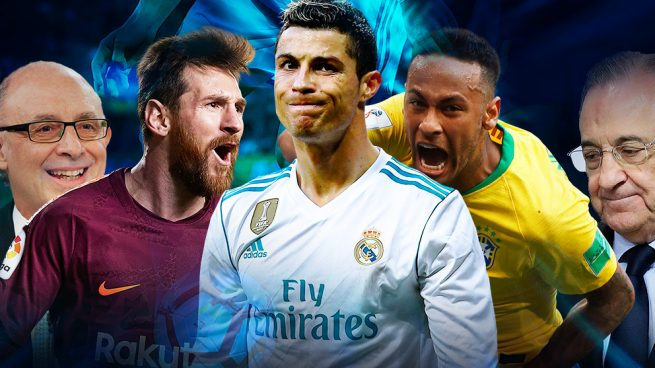 Los cuatro hombres claves en la marcha de Cristiano Ronaldo