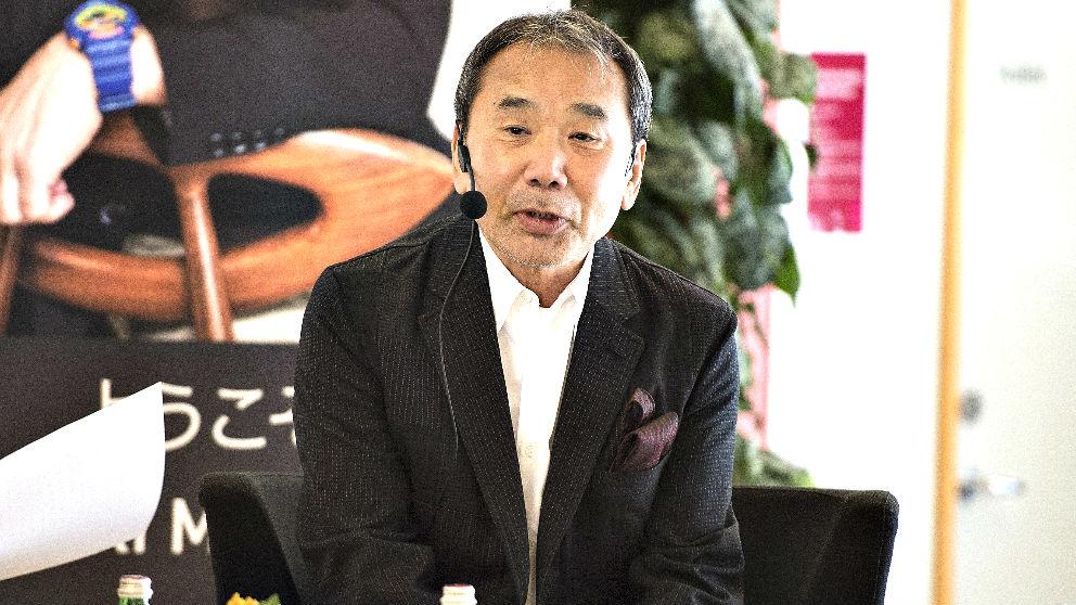 Haruki Murakami en una imagen de 2016 (Foto: AFP).