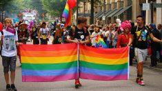 Desfile del Orgullo Gay.
