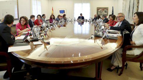 Consejo de Ministros. (Foto: EFE)