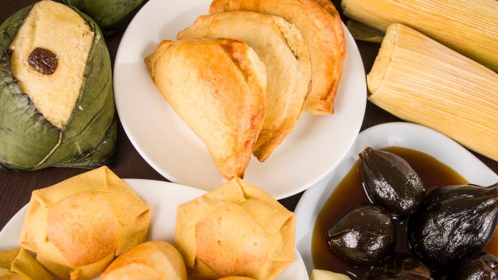 Receta de Empanada de humita Argentina fácil de preparar