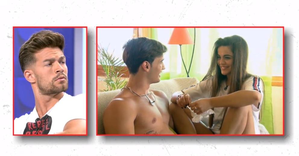Violeta y Pedro en 'MYHYV'