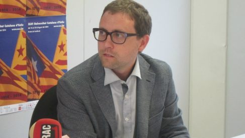 Albert Royo, ex secretario general de Diplocat. Foto: Europa Press