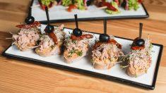 Recetas de las 6 mejores tapas con atún que hayas probado nunca