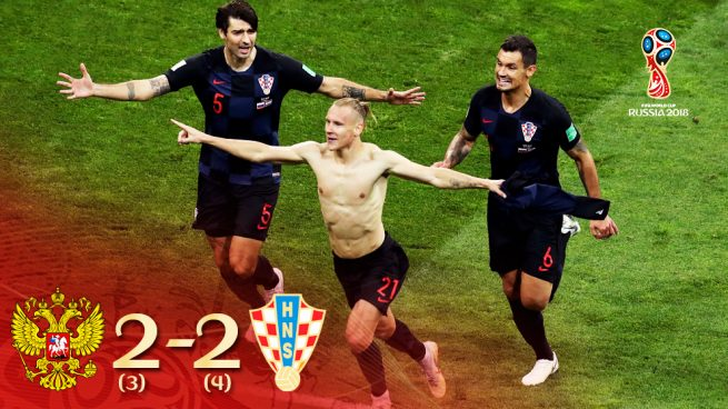 Croacia sigue con 'Vida' en el Mundial
