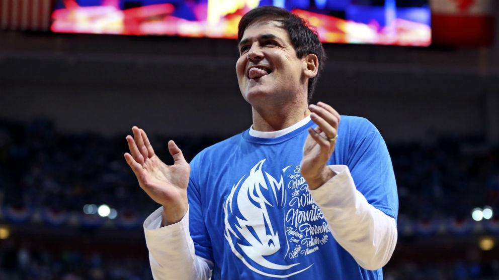 Mark Cuban es uno de los personajes más controvertidos de la NBA.