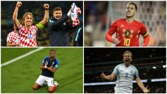 El Mundial tendrá una vez más un campeón europeo.