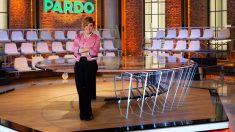 Cristina en 'Liarla Pardo'