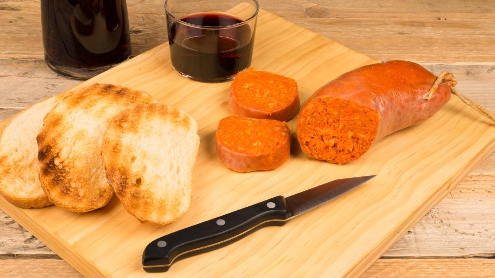 Receta de Sobrasada casera típica de Mallorca fácil de preparar