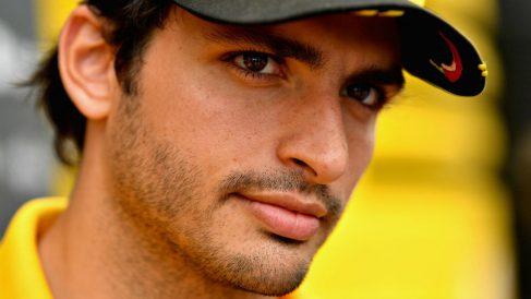 Carlos Sainz ha caído en la Q1 del Gran Premio de Gran Bretaña de Fórmula 1, en el que partirá desde una retrasada 16ª posición. (Getty)