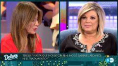 Terelu Campos en 'Sálvame Deluxe'