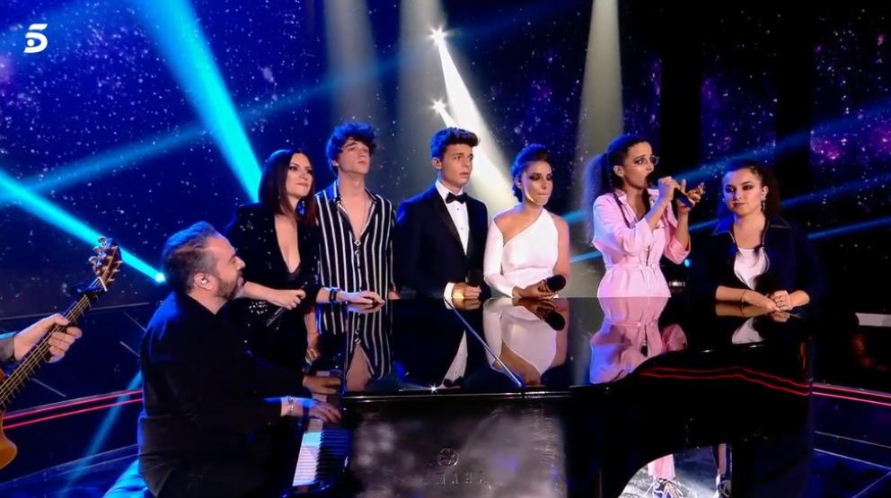 El gran fallo de los directos de 'Factor X'