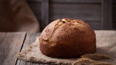 Receta de Pan egipcio casero fácil de preparar paso a paso