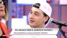 Pol Granch, el ganador de 'Factor X'