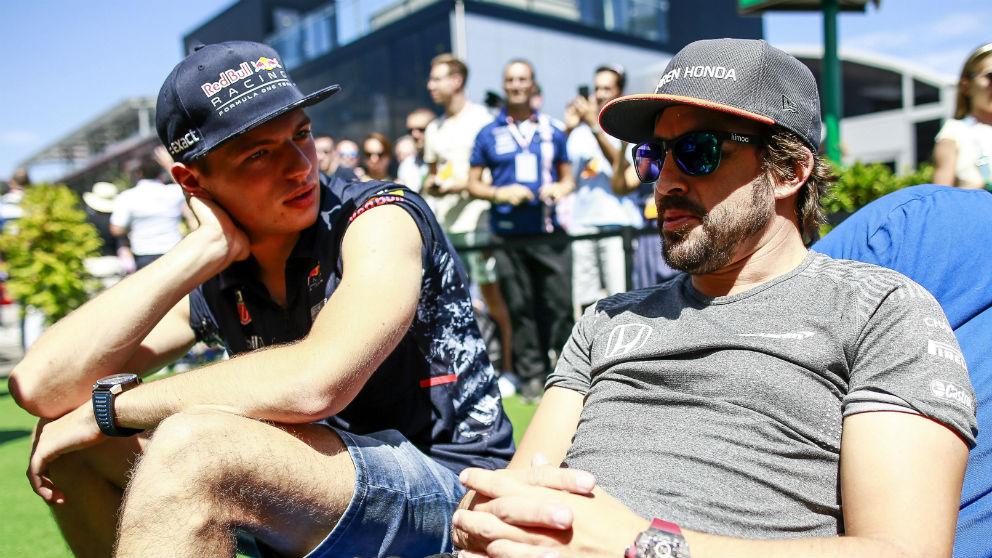 Max Verstappen ha asegurado que él mismo no se ve corriendo otras competiciones además de la F1 hasta que no se vea viejo o lento. (Getty)