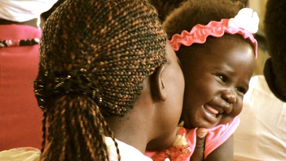 Ayana es uno de los nombres africanos para niña