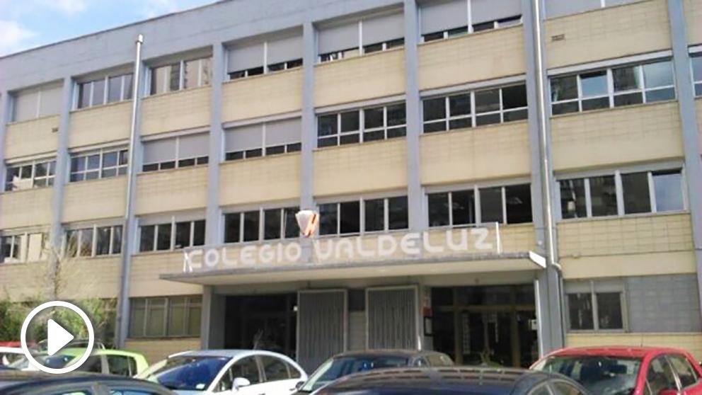 Colegio Valdeluz. (Foto: Europa Press)