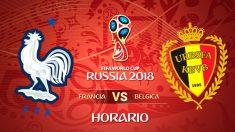 Mundial 2018: Francia – Bélgica | Horario Mundial de Rusia