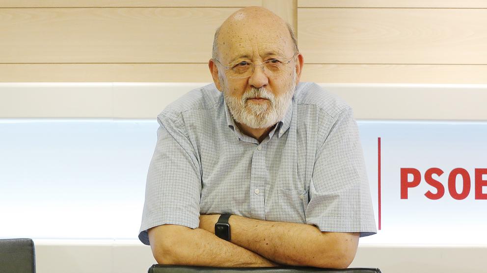 José Félix Tezanos, presidente del CIS. (Foto: PSOE)