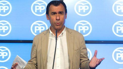 El ex coordinador general del PP, Fernando Martínez-Maíllo. (Foto: Efe)
