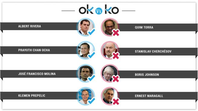 Los OK y KO del martes, 10 de julio