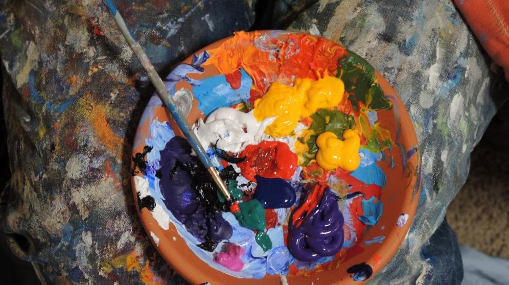 Cómo pintar figuras de resina paso a paso y fácilmente