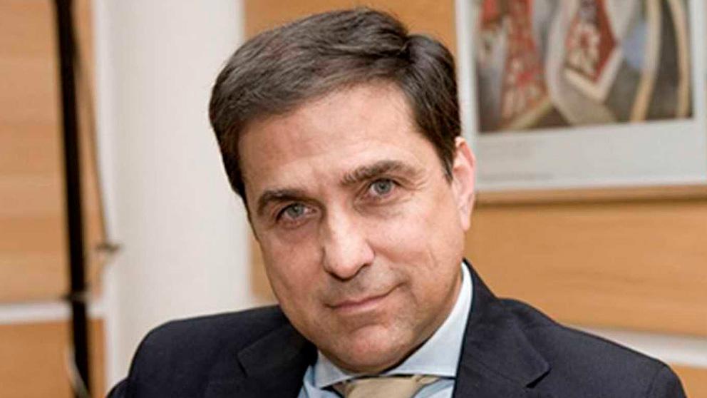 Miguel Ángel Sacaluga, ex consejero de RTVE por el PSOE.