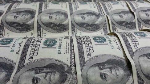 Benjamin Franklin, aparece en los dólares.