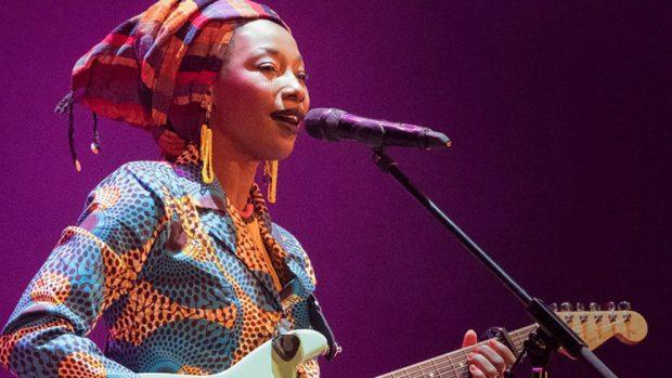 Fatoumata Diawara - Cruílla