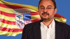 Javier Lambán, presidente de Aragón