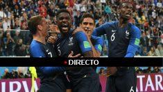 Francia se clasifica para la final del Mundial 2018 (Getty) | Francia – Bélgica | Semifinal Mundial de Rusia 2018