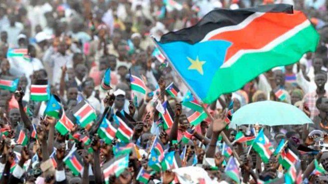 Independencia Sudan del Sur