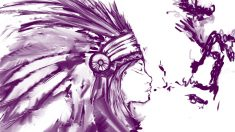 Conoce a los indios americanos y sus costumbres.