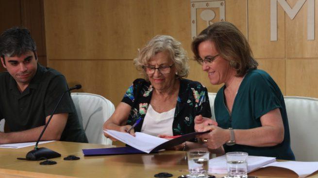 El PSOE quita 1,2 millones para la limpieza de Madrid y los destina a subvenciones