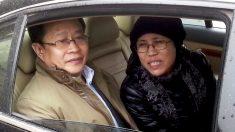 Liu Xia, viuda del Nobel de la Paz Liu Xiaobo. (Foto: AFP)