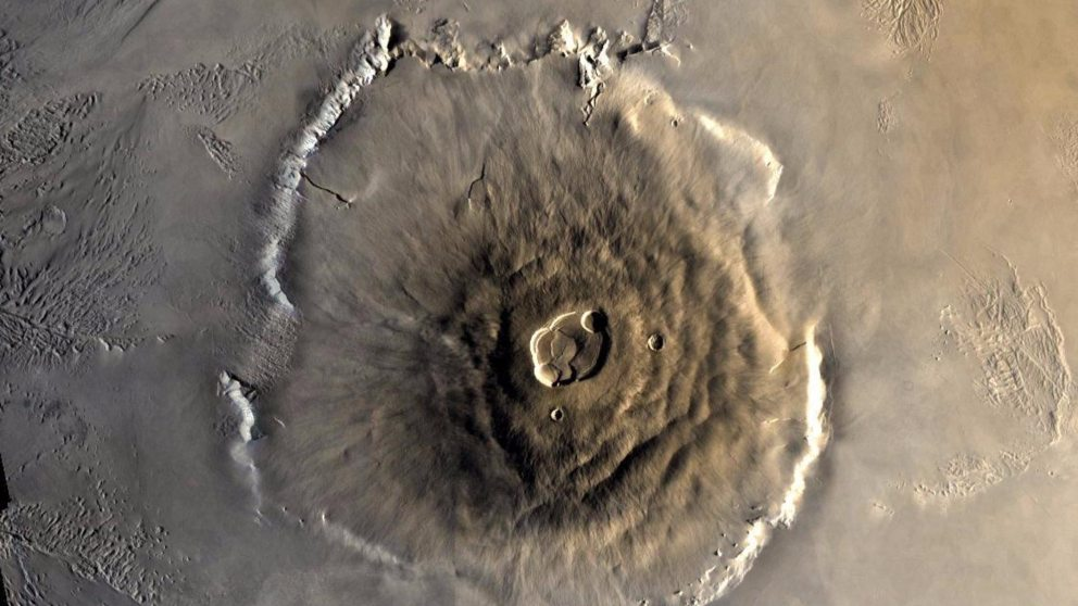 Lugares curiosos del Sistema Solar