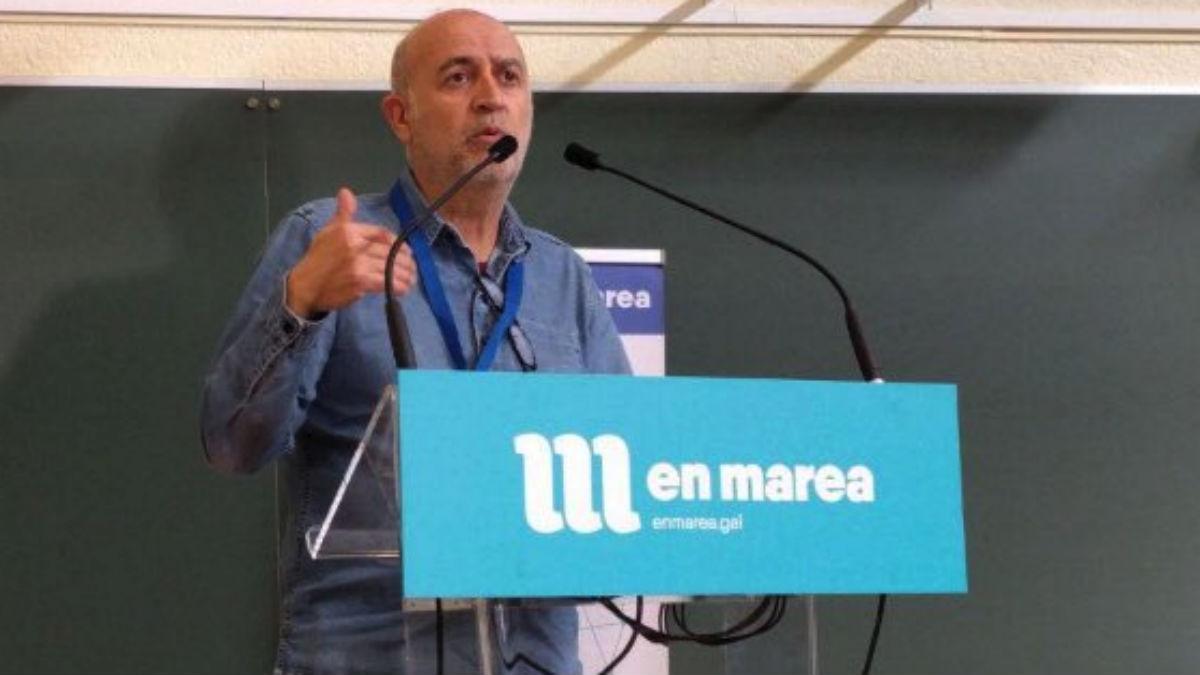 Pancho Casal, ex diputado de Podemos Galicia (RRSS).