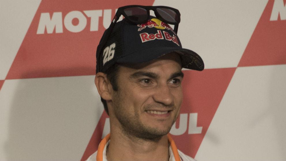 Dani Pedrosa podría considerar una mudanza al Mundial de Superbikes, algo que sería muy bien recibido por los pilotos de aquella categoría. (Getty)