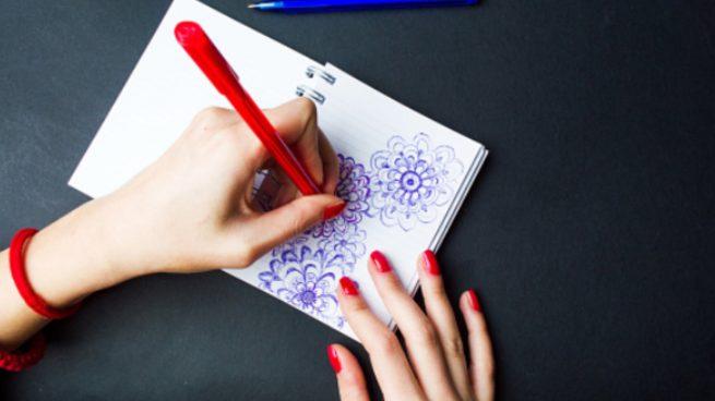 Cómo pintar un mandala en tela