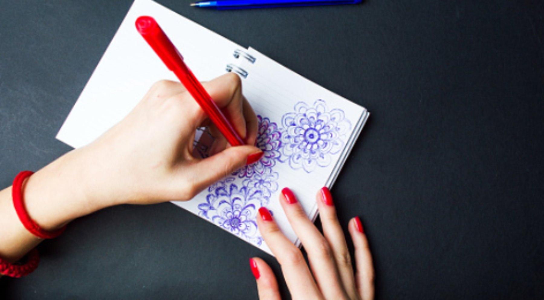 Pasos para pintar un mandala en telaCómo pintar un mandala en tela