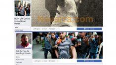 Página de Fans de 'Prenda' en Facebook